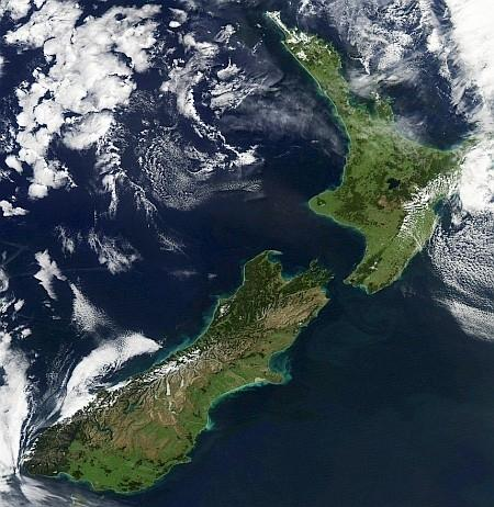 Multiple New Zealand Regions - soyuz3.jpg   New Zealand Weather Network image